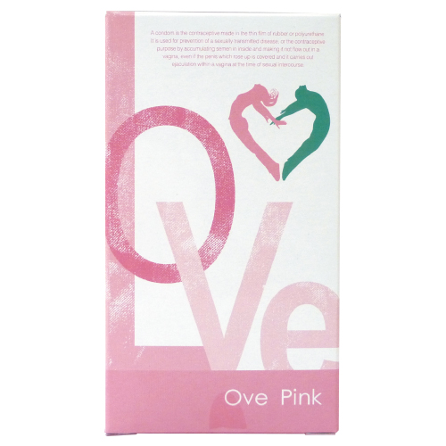 Ove Pink<オーブピンク>