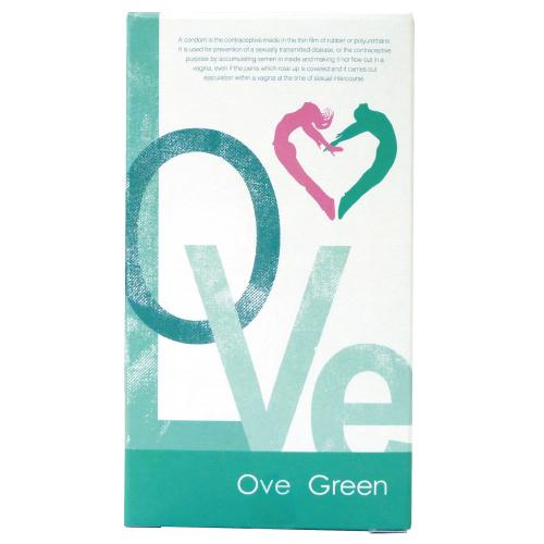 Ove Green<オーブグリーン>