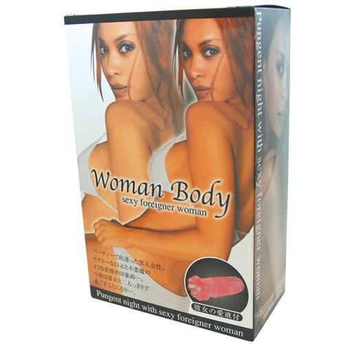 Woman Body <ウーマンボディ>